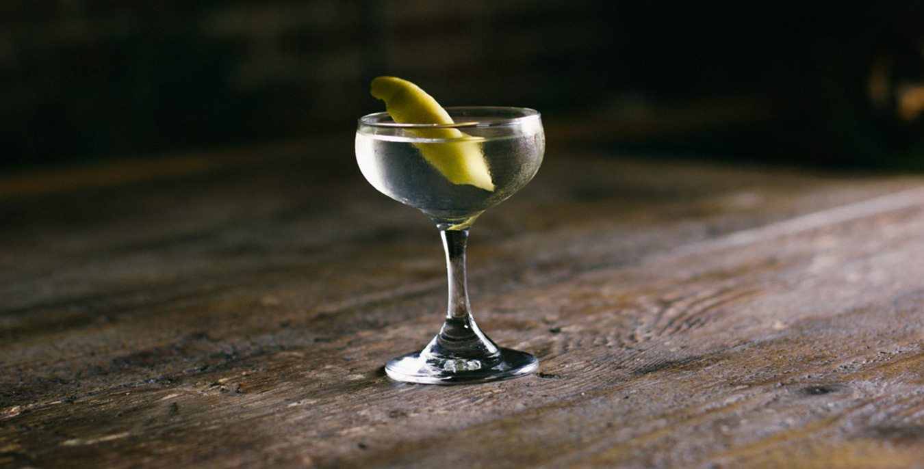 The Martini: An American Sonnet