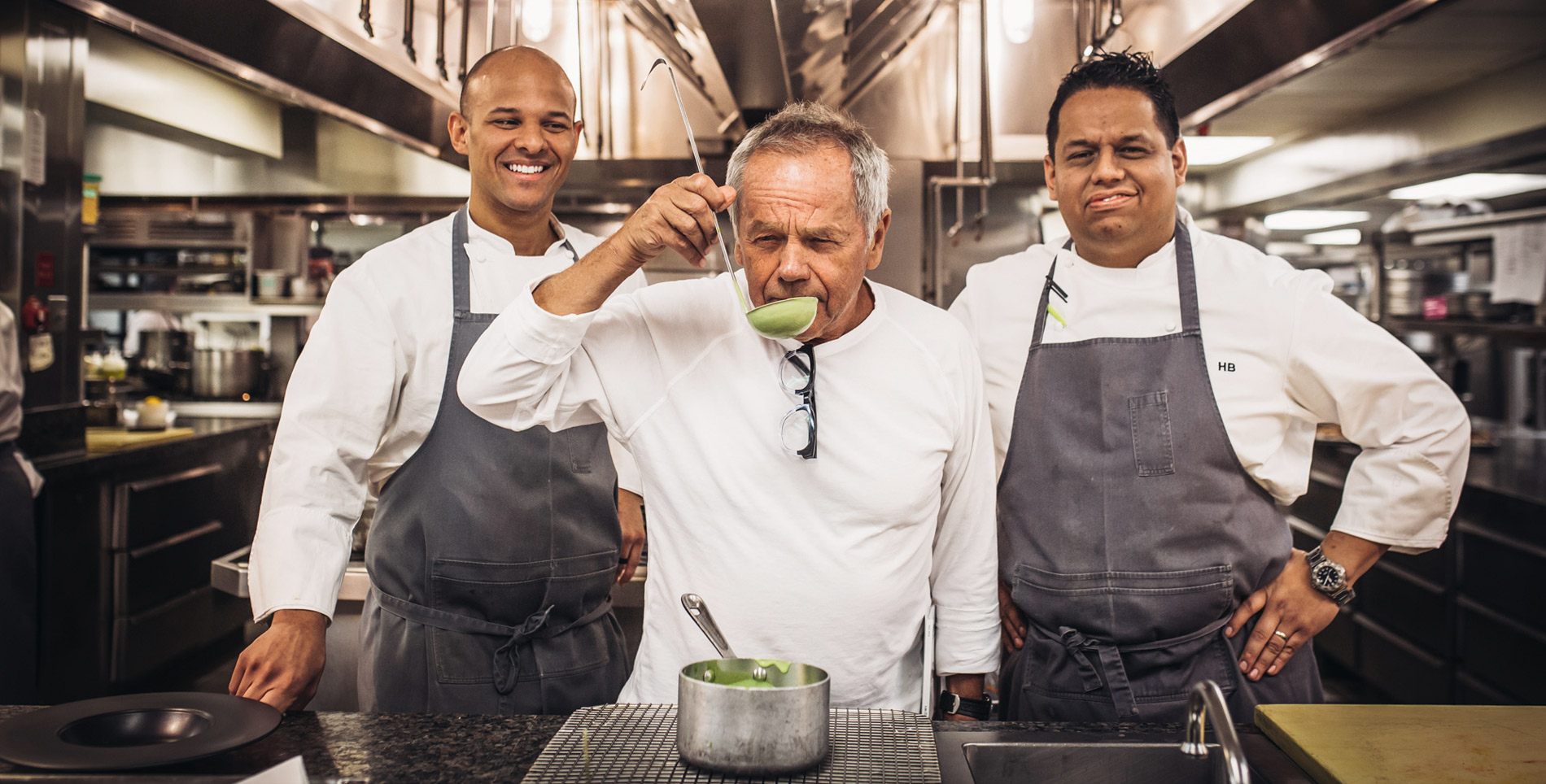 The Makings of Wolfgang Puck